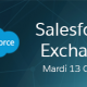 Invitation Salesforce Exchange Mardi 13 octobre Paris